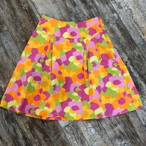 Hanna Andersson | Pleated Midi Skirt Size 8